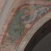 Interiér kostola